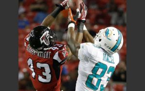 Dolphins rally from 17-point deficit to stun Falcons 20-17