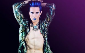 "Ricky Rebel-""I Want To Be Creative In The Most Beautiful…"