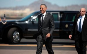 Barack Obama Returns To The Political Arena For The First…
