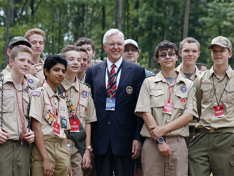 it s boy scouts vs girl scouts as bsa moves to admit
