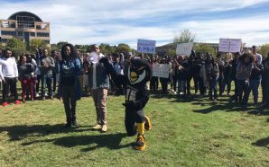 Students say KSU president has avoided them over cheerleader controversy