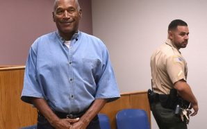 O.J. Simpson all smiles in new I.D. photo!