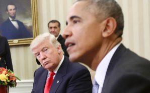 Spot the Difference: Barack Obama vs Donald Trump response to…