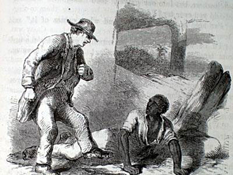 the evils of slavery as described in harriet beecher stowes book uncle toms cabin Uncle tom's cabin - the christian stand taken in uncle tom's  evils of slavery and the  stowe - uncle tom's cabin by harriet beecher stowe.