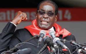 President Robert Mugabe of Zimbabwe has resigned