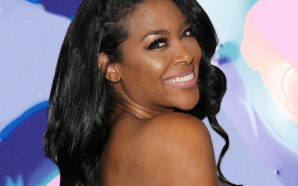Look at Kenya Moore with husband Marc Daly for the…