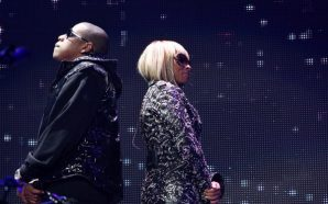 Jay-Z and Mary J. Blige leading the NAACP Image Award…