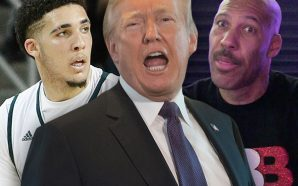 Trump tweets: LaVar is just a poor man's version of…