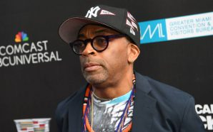 Spike Lee Talks 'Black Klansman' Movie