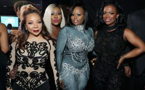 Kandi Responds to Awkward Xscape Interview: 'It's Always Them Three…