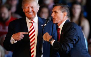 Has President Trump ruled out granting Michael Flynn a pardon…