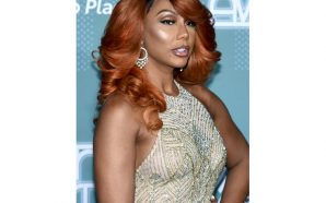 "Check out Tamar Braxton singing Karyn White's ""Super Woman."""