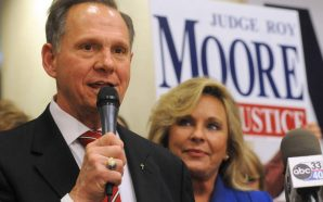 Roy Moore's wife Kayla Moore defends her husband