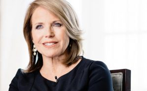 Katie Couric breaks her silence on the scandal