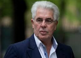 Celebrity publicist Max Clifford dies in prison during sex crimes…