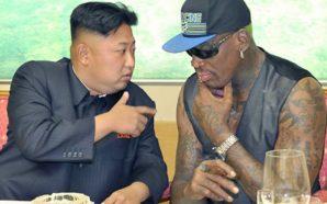 Dennis Rodman reveals shocking details about his dictator 'friend' Kim…