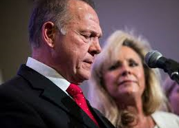 Roy Moore's wife defends him against anti-Semitism claims: 'One of…