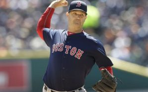 Red Sox pitcher Steven Wright arrested on domestic assault charges