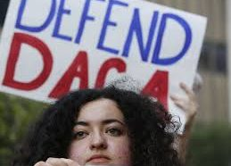 A majority of voters support Dreamers staying in the U.S.…