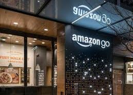 No cashiers and no check-out lines…Check out Amazon's new Go…
