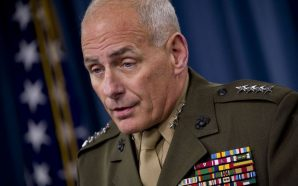 White House Chief of Staff Kelly says President Trump's campaign…