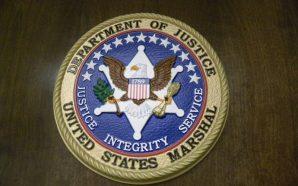 U.S. Deputy Marshal attempting to serve an arrest warrant was…