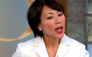 Journalist Ann Curry Calls For More Women In Leadership Positions