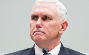 "Mike Pence grew Red after Trump said ""s**thole"" remarks!"