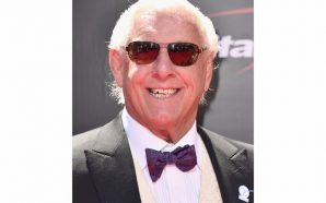 Wrestling legend Ric Flair talks about health scare, alcohol addiction