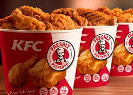 What's the chaos with the chicken at KFC ???