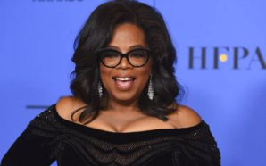 What's the secret behind Oprah's Golden Globe Speech ???