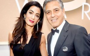 George and Amal Clooney Donate $500,000 to Protest Against Gun…