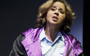 Anna Deavere Smith tackles 'school-to-prison pipeline'