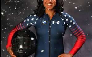 Elana Meyers Taylor pushes through Achilles heel pain to win…