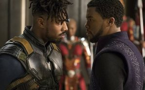 'Black Panther' roars to record $192M weekend at box office