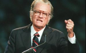 Billy Graham dies from natural causes!