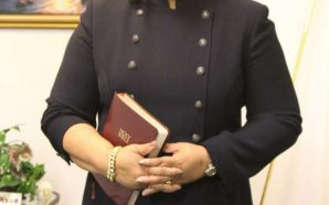 Beloved Hamden pastor Kim Carmichael of Kingdom Love Center Ministries…