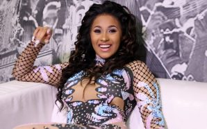 Cardi B is not too happy about this !