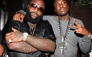 Rick Ross Screams 'Free Meek Mill' in First Performance Since…