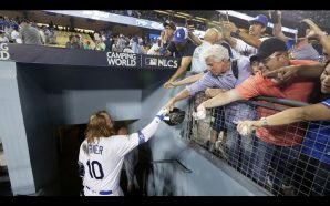 Dodgers wait to hear how long Turner out with broken…