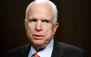Senator John McCain in stable condition