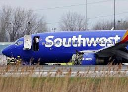 Southwest passengers on plane with engine failure receive money and…
