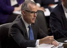Report: Ex-FBI Deputy Director McCabe misled investigators