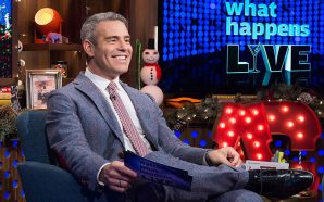 Andy Cohen talks about Luann de Lesseps