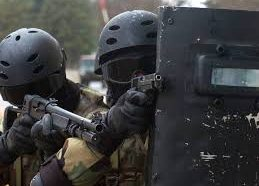 Wrong house ! SWAT Team raids wrong house and tackles…