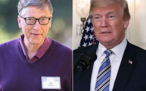 Bill Gates: Trump needed me to explain the difference between…