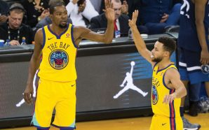 Kevin Durant endorses Steph Curry's cursing