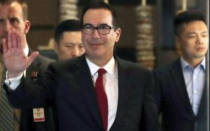 U.S. Won't Impose Tariffs on China After Trade Talks, Mnuchin…