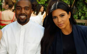 Kim & Kanye Spend Marriage Milestone Apart