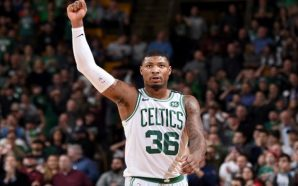 Marcus Smart Sheds Light On Playing In Playoffs As Mother…